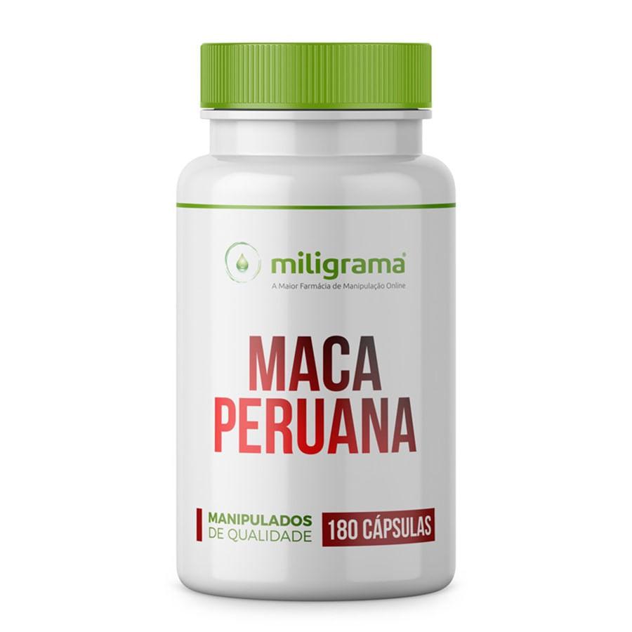 maca peruana negra qual a melhor marca